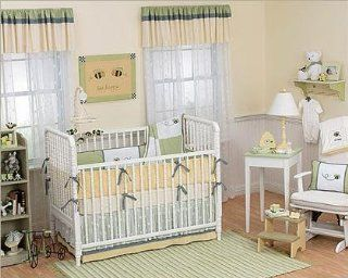 Wendy Bellissimo Honey Bee 5 Piece Crib Set: Baby