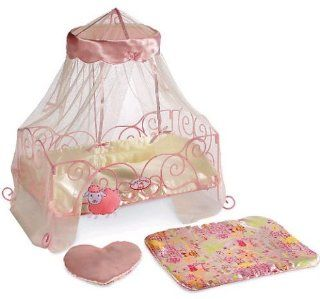 Baby Annabell Metal Interactive Doll Bed   Zapf Creation