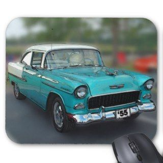 55 CHEVY MOUSE PAD