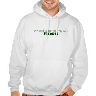 Physical Education Teachers Pullover