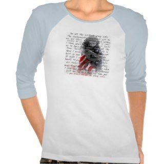 Army wife poem t shirts