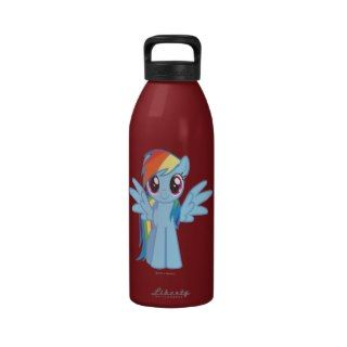 Rainbow Dash 2 Water Bottle