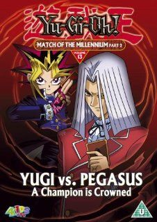 Yu Gi Oh!   Yugi Vs. Pegasus: a Champion Is Crowned UK Import: