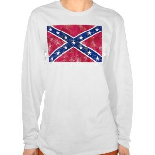 Vintage Confederate Flag T Shirt