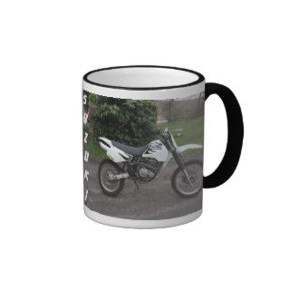 Mug Suzuki DR Dirt Bike Motorcycle