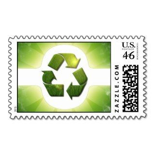 Environmental Issues Postage Stamp