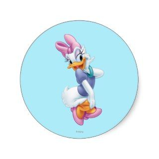 Daisy Duck 4 Sticker