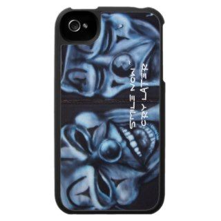 Smile Now ~ Cry Later iPhone 4 Case