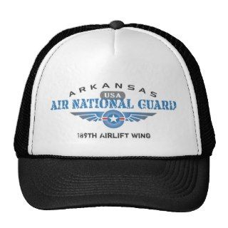 Arkansas Air National Guard Hat