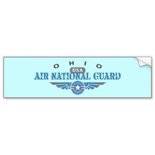 Ohio Air National Guard Bumper Stickers
