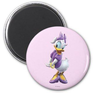 Clubhouse Daisy Duck Magnets