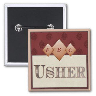Ushers Pin