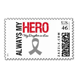 Brain Cancer Always My Hero My Daughter in Law Postage