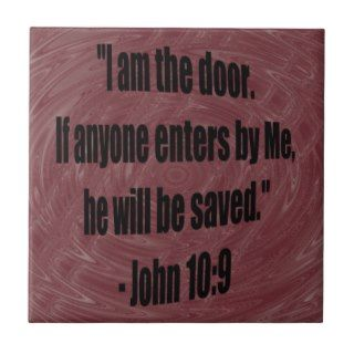 this tile contains a quote jesus in the book of john frame it and