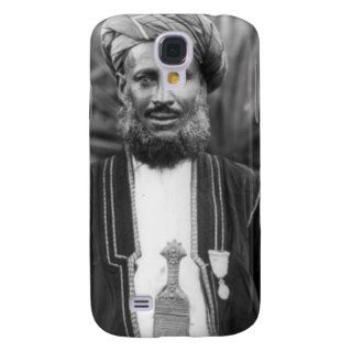 Former African Sultan Photograph Galaxy S4 Covers