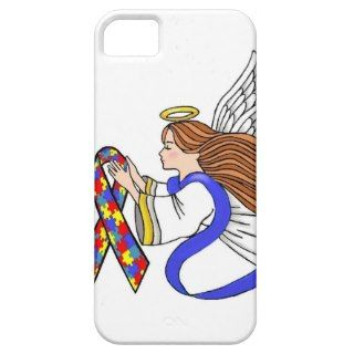 Autism Awareness Angel iPhone 5 Case