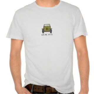 Wheeler ATV Jeep Off Road T Shirt