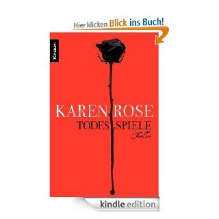 Todesspiele: Thriller eBook: Karen Rose, Kerstin Winter: