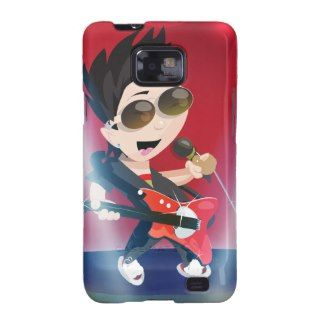 Rock Star Samsung Galaxy S2 Case