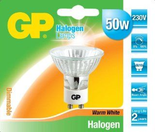 GP Lighting Reflector Twist, 50W, GU10, Verpackungseinheit 10