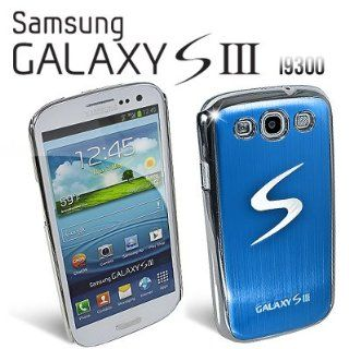 Handy Cover Alu Case Samsung I9300 Galaxy S3 SIII S 3: