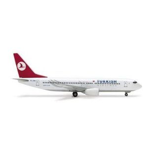 Herpa Wings   Turkish Airlines Boeing 737 800: Spielzeug