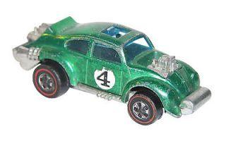 Hot Wheels Volkswagen Evil Weevil Diecast Car