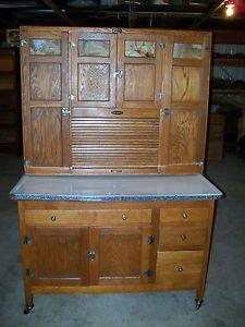 hoosier cabinet restoration on popscreen