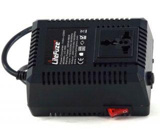 300 w Watt Voltage Converter Transformer Step Up Down 110 220 240 Volts