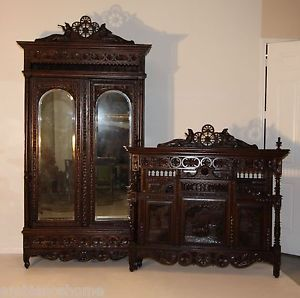 Antique French Armoires For Sale On PopScreen