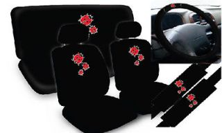 cute girly car seat covers on popscreen. Black Bedroom Furniture Sets. Home Design Ideas