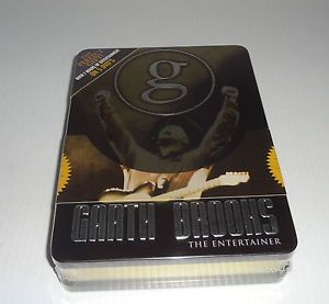 Garth Brooks The Entertainer DVD 2006 5 Disc Set Wal Mart Sam's Club 3