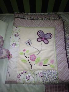 Cocalo Sugar Plum Crib Bedding Set On Popscreen