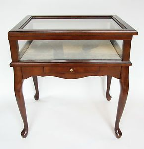 Curio Display Coffee Tables On PopScreen