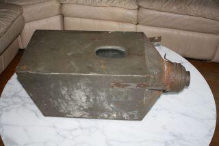 Vintage Antique Hoosier Cabinet Flour Bin