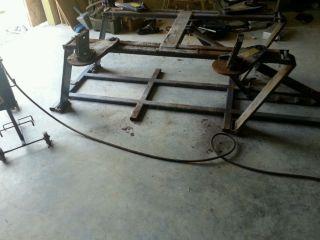 Rotary Brand Portable Auto Car Garage Floor Lift Hoist Jack