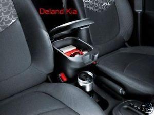 2012 Kia Soul Center Console Armrest Arm Rest Storage Bin Kia U8160 2K002