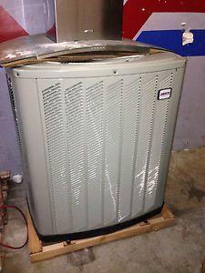 American Standard 4 Ton 13SEER R 22 Heat Pump Air Conditioner Trane