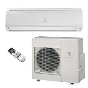 M09YH Friedrich 9 000 BTU 21 SEER Ductless Air Conditioner Heat Pump System