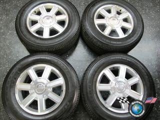 Four 07 13 Cadillac Escalade Factory 18 Wheels Tires Rims 5303 9596318 1500