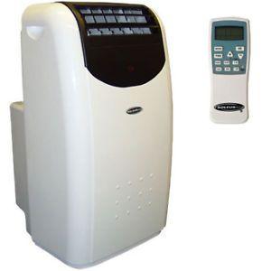 14000 BTU Dual Hose Portable Air Conditioner Heat Pump 14 000 BTU LX 140 AC