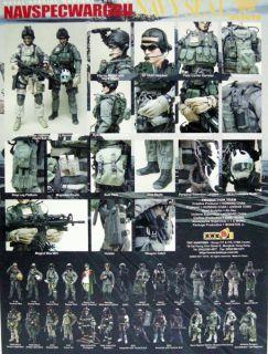 1 6 Hot Toys Navl Seal Team 4 Navspecwargru CQB Type B
