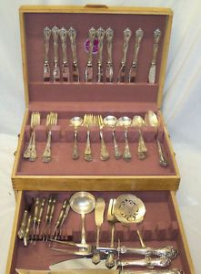 Sterling Silver Flatware Serving Pieces