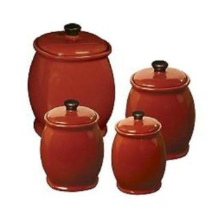 New western canister set horse cowboy star kitchen decor storage - Western canisters for kitchen ...