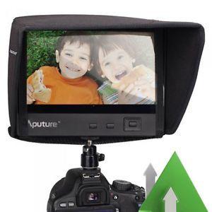 """Aputure V Screen vs 1 VS1 7"""" TFT LCD Digital Video Monitor for DSLR Camcorder"""