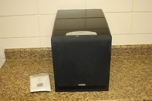 "Velodyne DPS 12 12"" Powered Subwoofer Black Digital Clean Deep Bass"