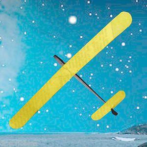 "Freeflight 60"" Towline Radio Control Glider Model Airplane Plan Building Notes"