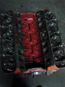 454 Big Block Bored 30 Over Never Fired Forged Pistons Roller