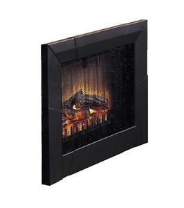 Dimplex Expandable Electric Fireplace Insert Wall Heater Stove Decor Mount New