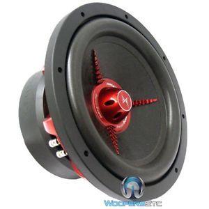 """PC 12 Precision Power 12"""" Sub DVC 2 Ohm 1600W Subwoofer Speaker Loud Pro Bass"""